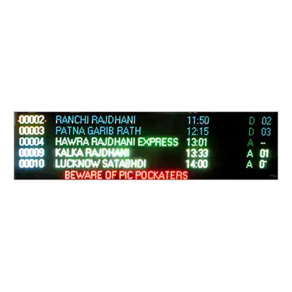 LED Display Board Manufacturer in India,LED Scrolling Display Board